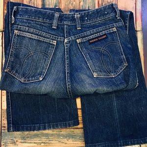 Vintage Sassoon high waist jeans